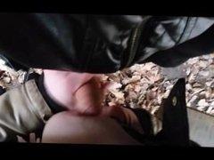 ExGfNs - Blowjob im Wald