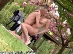 Old mom anal sex But ash-blonde sweethearts can be highly wooing if they