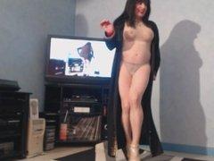 cougar arabe qui fait ballotter ses gros seins