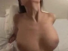 Hot Teen Big Titty Fuck, Footjob, Blowjob, and Doggy Style