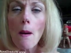 mom addicted to sons cum