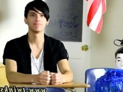 Hardcore gay teen porn Poor Jae Landen says he's never had a good bday