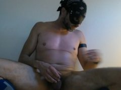 Solo Jerk off and PNP Smoking