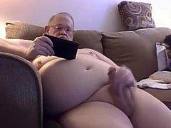 daddy cums in sock