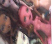 Monster High Orgy Cumshot