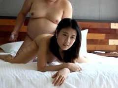 fat loser fuck a chinese hooker