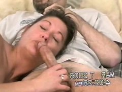 great blowjob-handjob for cumshot