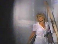 """""""Bad Girls IV"""" (1986) scene 1 Jamie Gillis picks up hot blond on the street"""