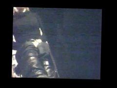 Girl masturbating on hidden cam