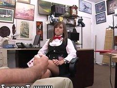 Huge tits big nipples Card dealer cashes in