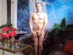 White Boy Nude Exhibicionismo and Porn Striptease Piel Blanca Angelical Sex