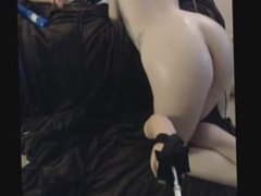 anal fuck machine and hitachi play cam girl OMEGLE