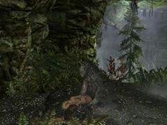 Skyrim Beastilaty Test 1