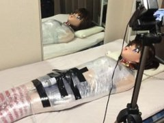 kigurumi mummification 2