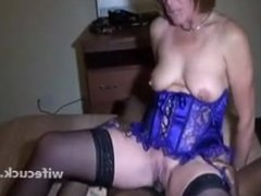 Cuckold wife enjoys the full attention of her black friend