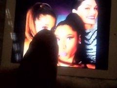 Ariana Grande Jessie J and Nicki Minaj cum tribute #19