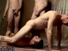Nipple sucking gay twinks Piss Loving Welsey And The Boys