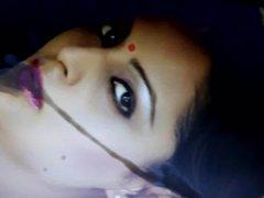 sexy bhabi face lips cummed