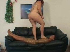 Slave trampled and smothered