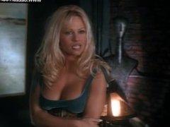 Pamela Anderson, etc - Topless Sex Scenes, Big Boobs - Naked Souls (1996)