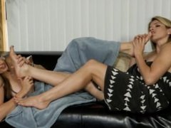 Dillon Carter & Cory Chase Foot Worship