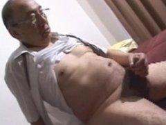 Japanese old man 114