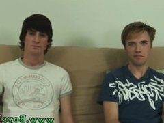 Teen boys school camp gay sex first time Sitting on the futon, Daniel and