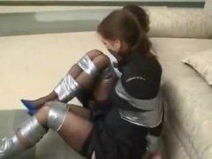 military girl boundage 3