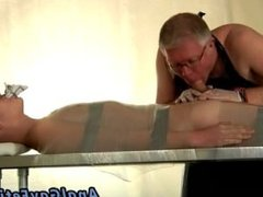 Gay sex plaster bondage The jizz thief is about to be taught a lesson by