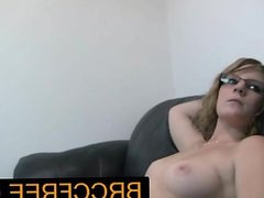 Backroom Casting Couch Lindsey