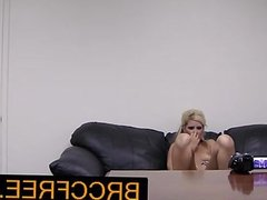 Backroom Casting Couch Sabrina