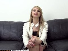 Backroom Casting Couch Penelope