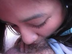 ale loves to give a blowjob