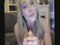 blond anal dildo and deepthroat