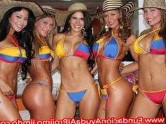 Jovencitas Hermosas, Modelos, Bogota, Cali, Medellin, Colombia, Colegialas,