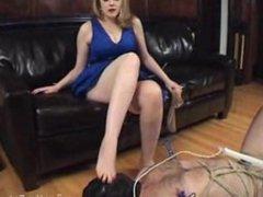 mistress tie him up & punish (upscale)