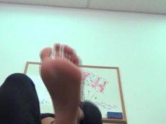 Karate Feet Selfdefense story