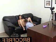 Backroom Casting Couch Mariah