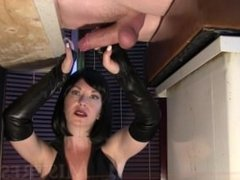 Mistress T - Milked drained use