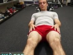 Straight gay twink spank and straight guy eats my cum full length Fitness