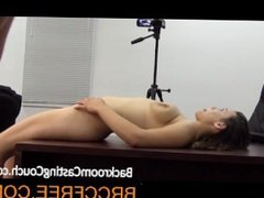 Backroom Casting Couch Adrianna