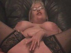 big boobs squirting milf on webcam