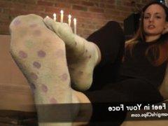 Faith's Feet in Your Face - www.clips4sale.com/8983/15911408