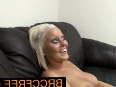 Backroom Casting Couch Carmen