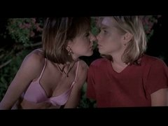 Kim Cattrall Cynthia Stevenson in Live Nude Girls