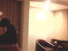mi chica y yo en hotel