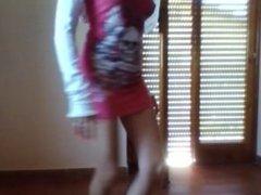 shake shake without lingerie-ballo senza mutande