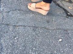 Candid Feet 7