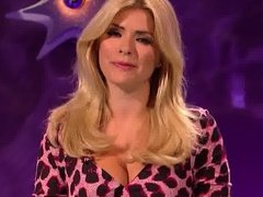 HOLLY WILLOUGHBY JUICY TITS