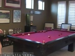 Interracial emo gay twinks tube I found the boys playing some pool just